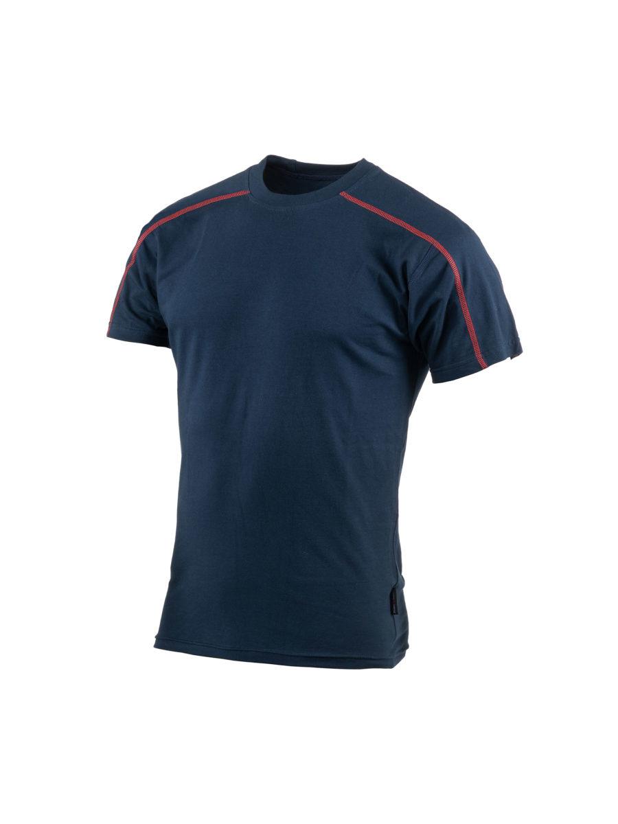 camiseta de manga corta elástica