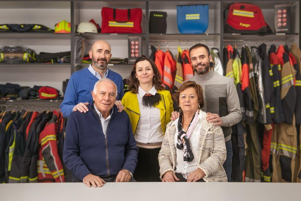 Empresa familiar Protec Solana